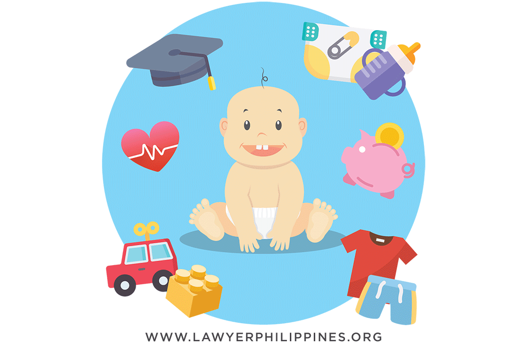 Child Support Certification Letter from lawyerphilippines.org