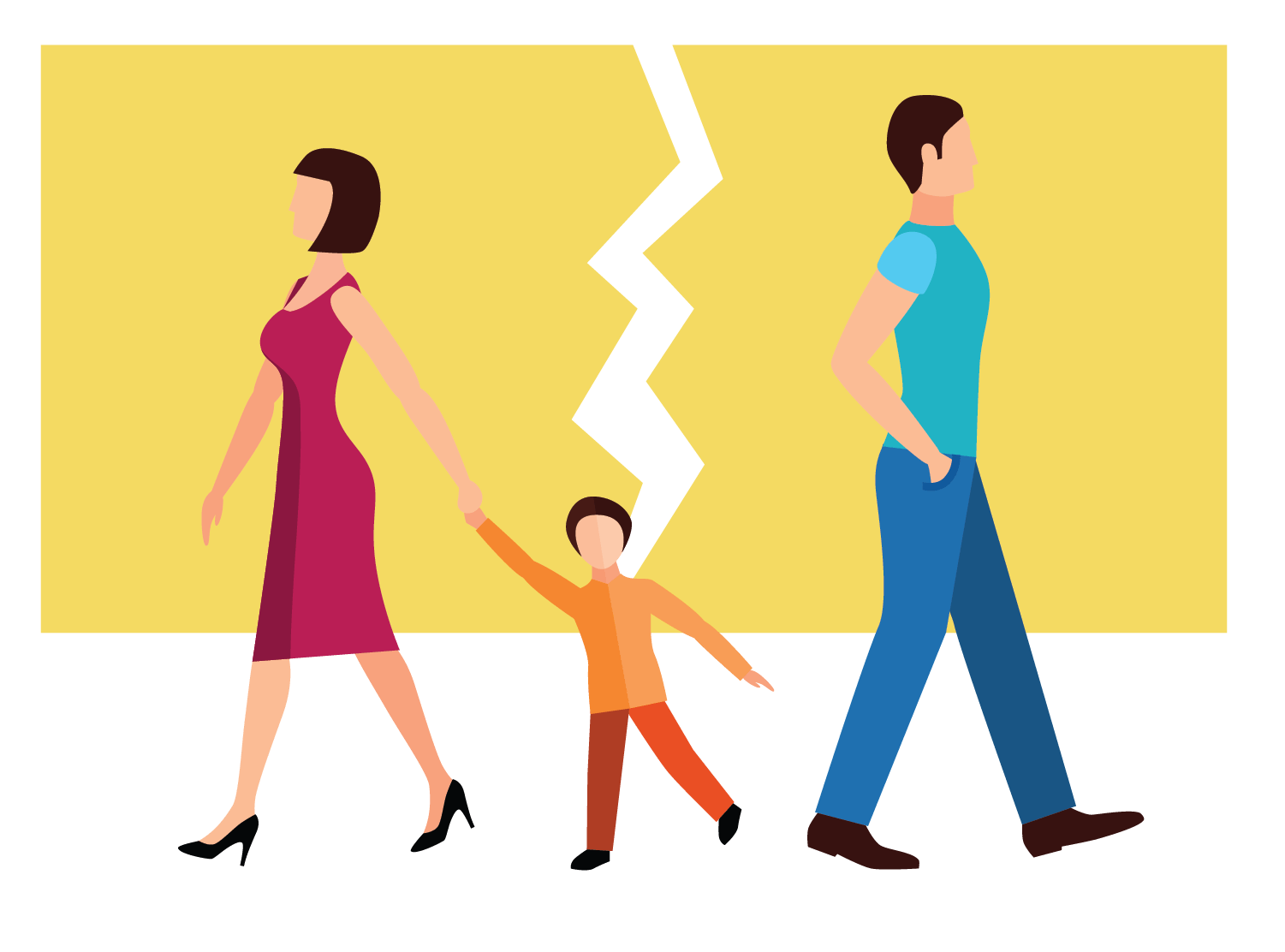 A broken family - Lawyers in the Philippines